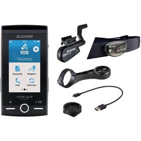 SIGMA SPORT ROX GPS 12.0 Sport Navigationsudstyr grå
